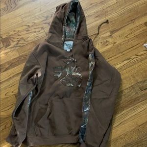 Legendary Whitetails pullover jacket